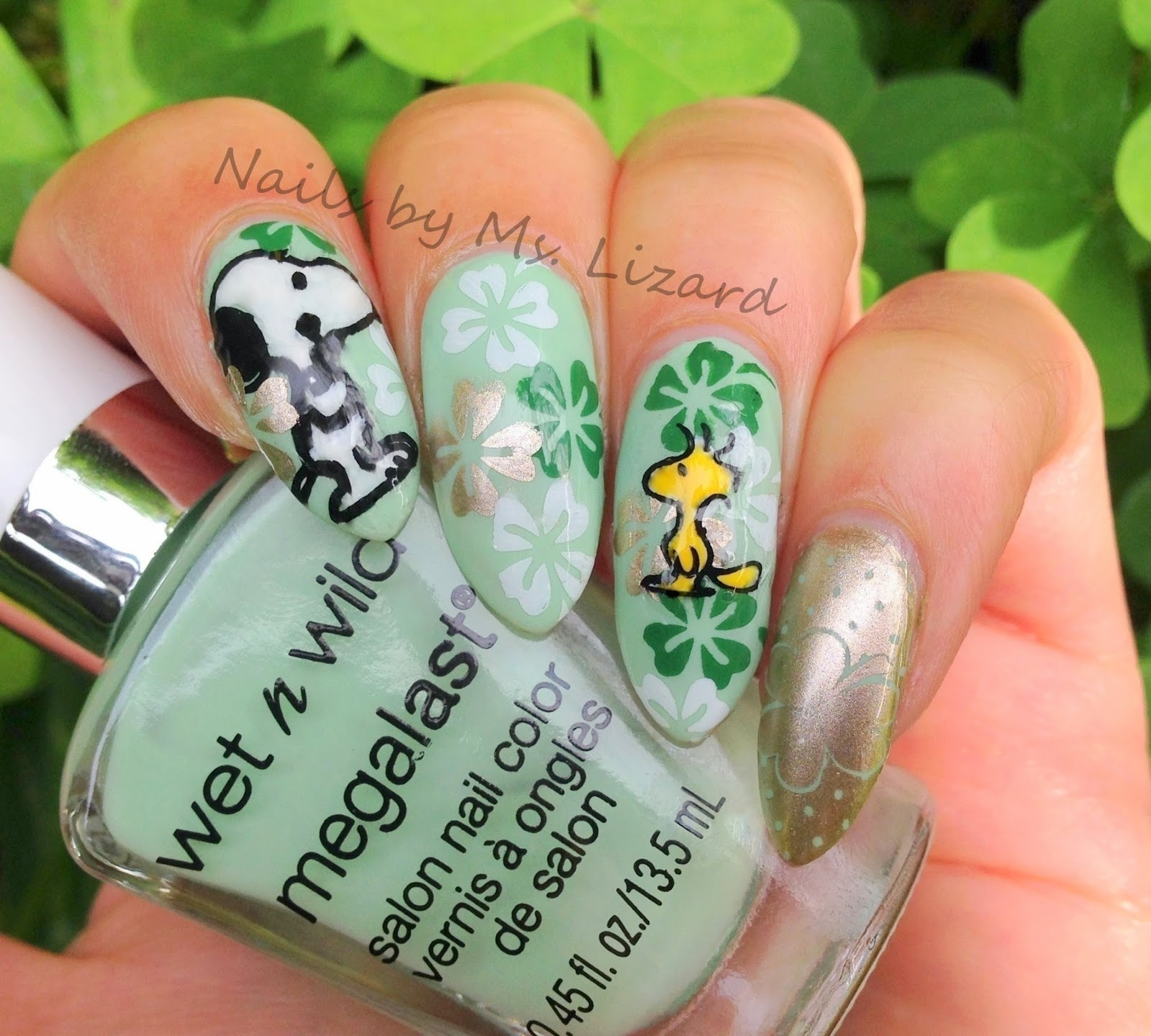 Nails by Ms. Lizard: Happy St. Patrick\'s Day