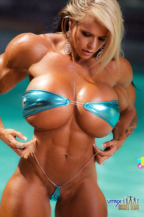 hot girls with muscle