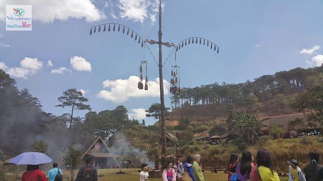 Tham quan Làng Cù Lần ở Đà Lạt 2015
