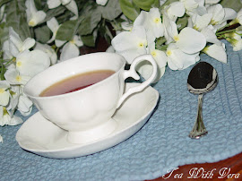 "WINNER: Terry S (BirdieBee) - ""Tea with Mom"" ~~ A Lovely Mothers' Day Giveaway from EnjoyingTea"