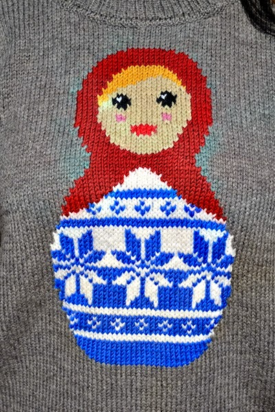 Knitting Pattern Russian Doll : Knit. Love. And knit again.: Matryoshka (Russian Doll)