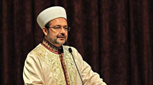 """""""Οι τζιχαντιστές είναι... αριστεροί ιδεολόγοι"""" λέει ο θρησκευτικός ηγέτης της Τουρκίας, δύο κακά σε ένα δηλαδή..!"""