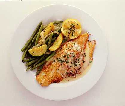 Sautéed Petrale Sole In Herb Butter Sauce Recipes — Dishmaps