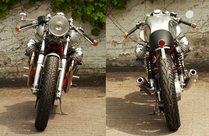 or Track Ready Cafe Racer