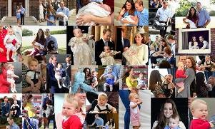 Oh Baby!  Prince George Turns 1 Years Old