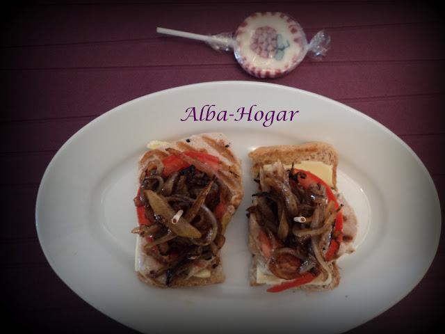 pinchos de atún y cebolla caramelizada alba hogar