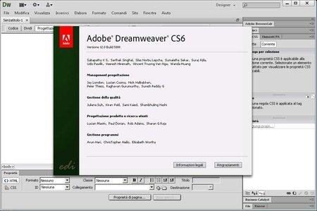 dreamweaver cs6 full crack gratis