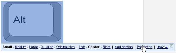 cara menambahkan alt tag pada gambar