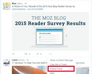 moz blog tweets