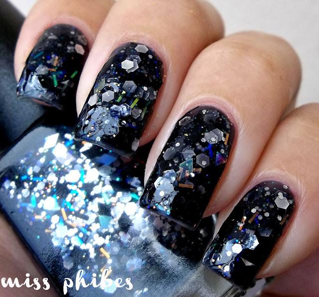 Femme Fatale nail polish Galaxis Shards