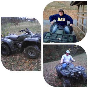 ATV fun!