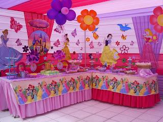 Champagne producciones - Decoracion fiestas infantiles en casa ...