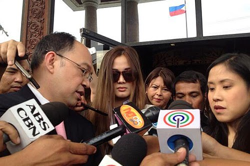 Rape Complaint Against Vhong Navarro was Filed by Deniece Conrnejo