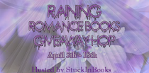 RAINING #ROMANCE #GIVEAWAY HOP! NOW TO 4-18! CLICK PHOTO TO #ENTER!