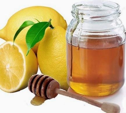 madu dan lemon untuk radang tenggorokan