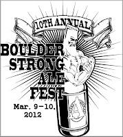 Boulder Strong Ale Fest 2012