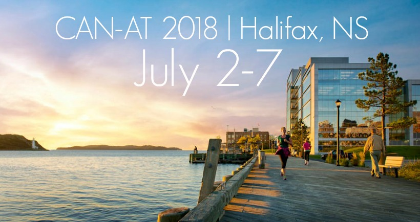 Can-At 2018 in Halifax, Nova Scotia