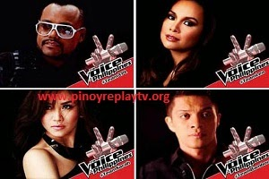 The Voice of the Philippines January 24 2015