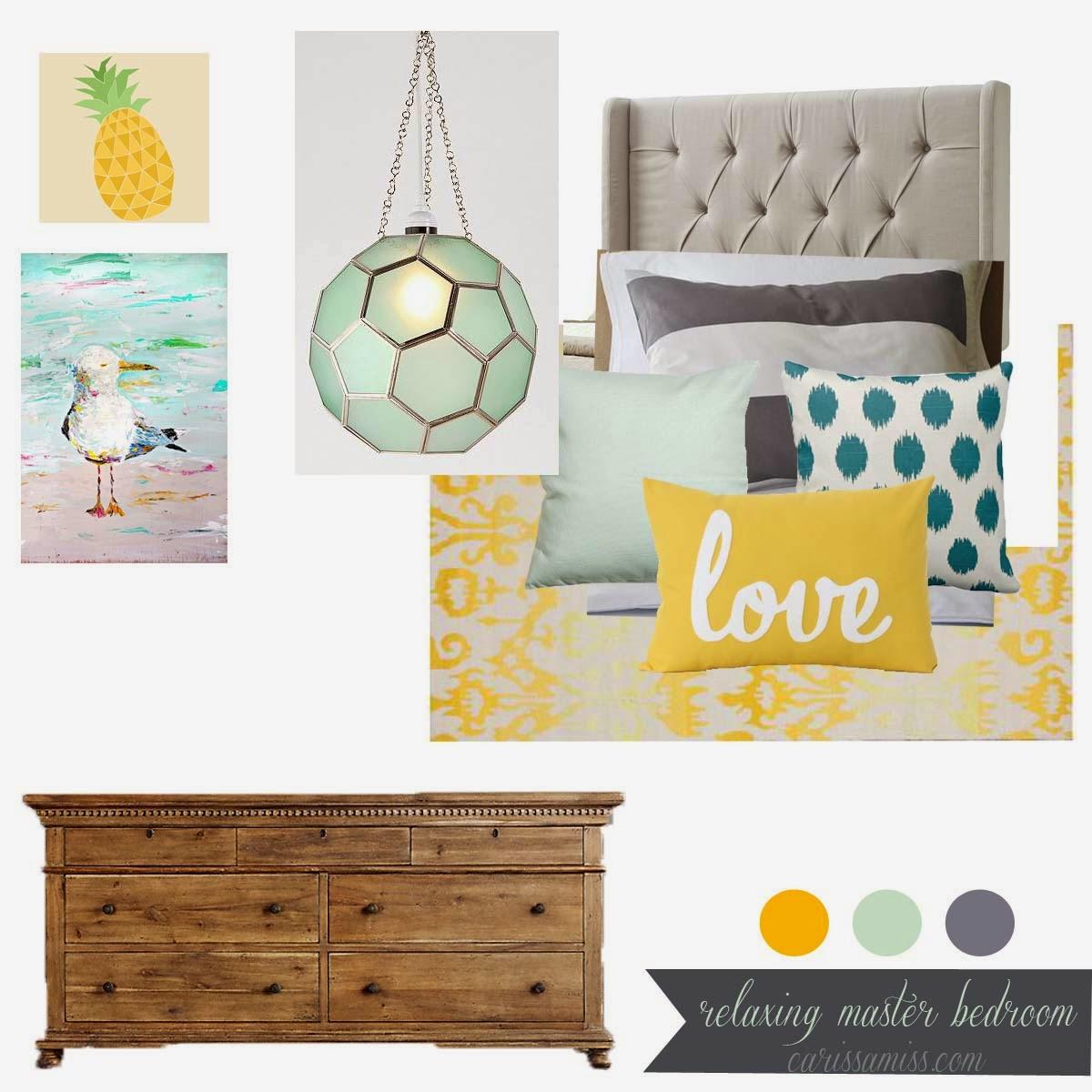 Carissa Miss: Relaxing Master Bedroom