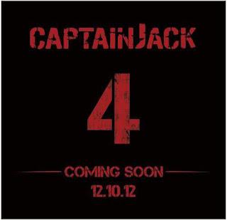 ALBUM BARU Captain Jack