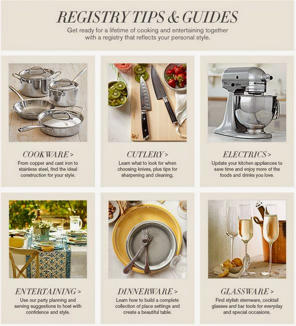 our 6th anniversary! Advice I would have given my pre-wed self #clevernest #williams-sonoma #registry