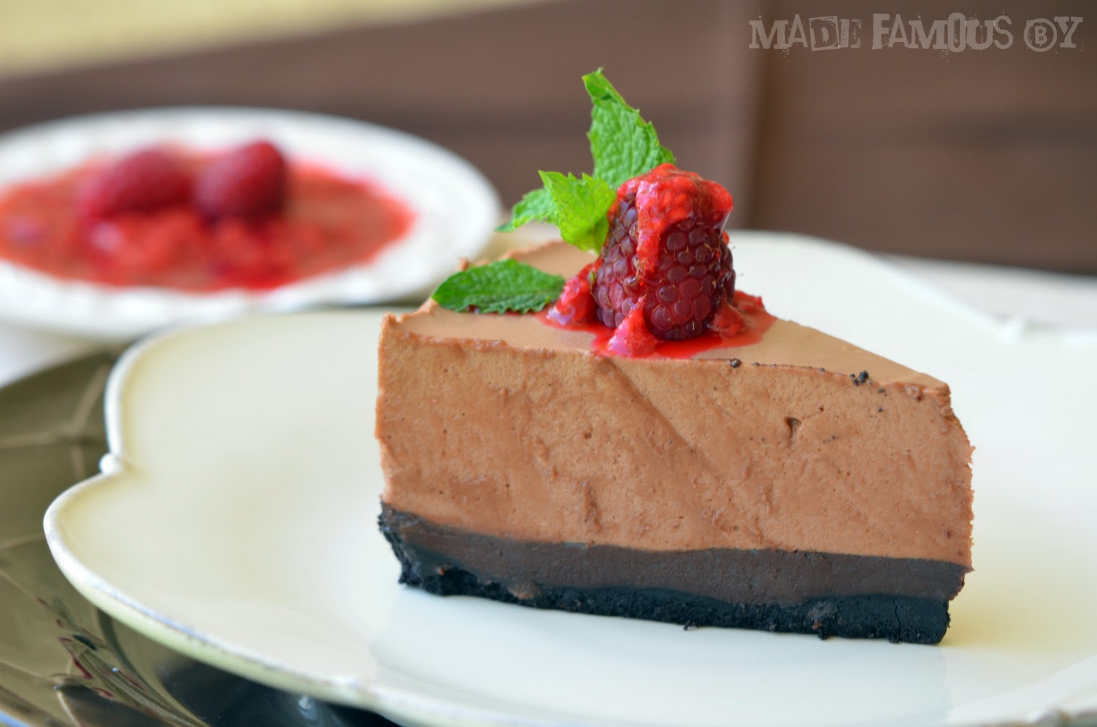 Made Famous By...: Triple Chocolate Mousse Cake