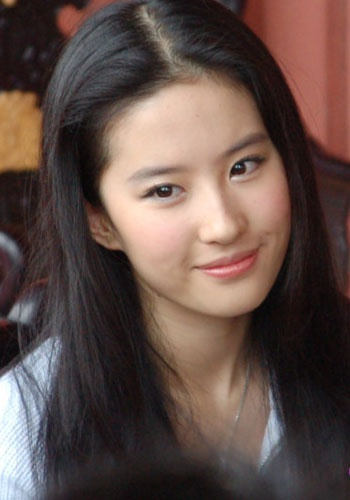 Liu Yifei 劉亦菲 Photos 图片 08