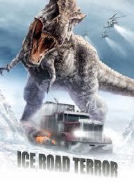 Thằn Lằn Khổng Lồ - Ice Road Terror (2012)