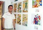 Exposición de Cómics Granadilla 2011