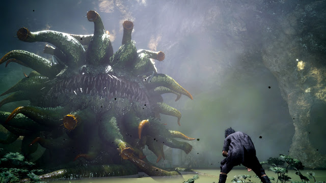 Final Fantasy XV malboro
