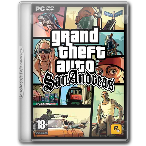 GTA San Andreas [Full][Pc][Español][Mediafire]