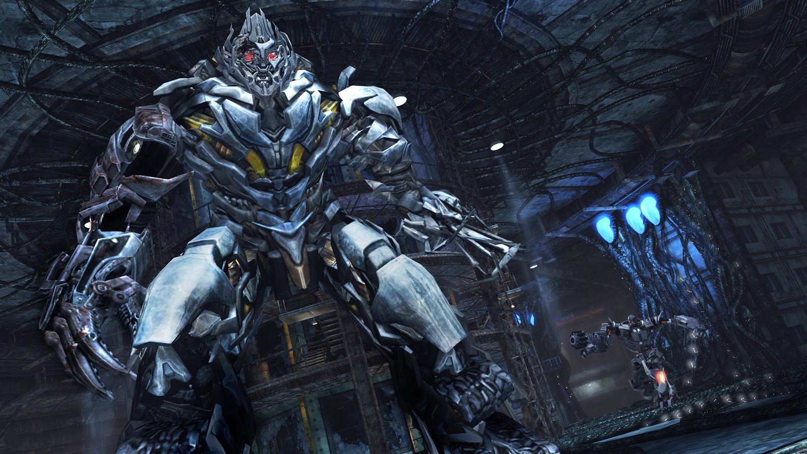 New Transformers: Dark Of The Moon Video Game Teaser and Screens