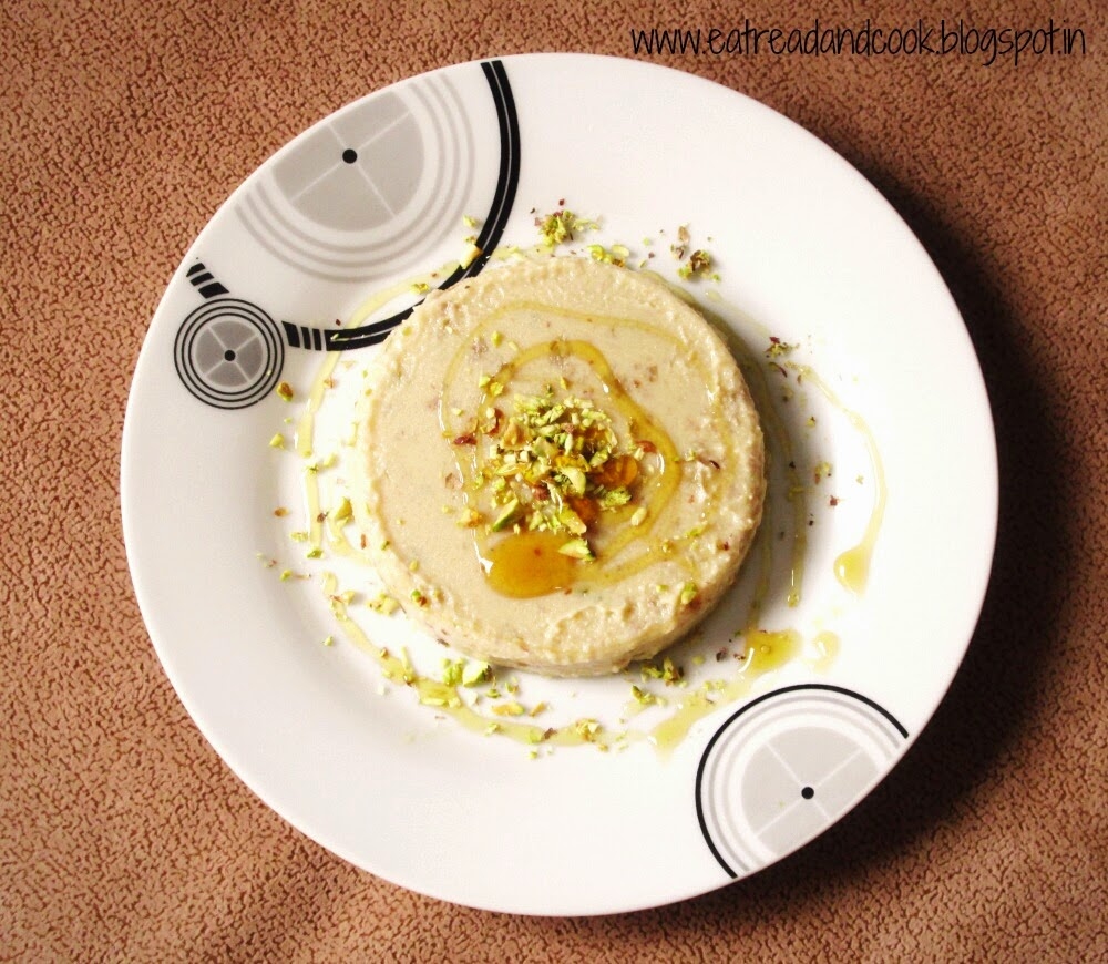 how to make dry fruit kulfi recipe