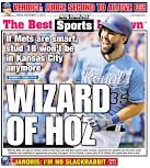 Mets win the back page! Mets win the back page!