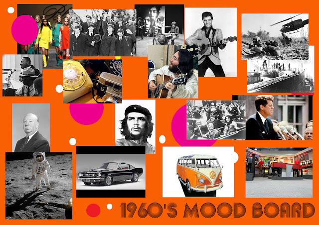studioten85 1960 s moodboard