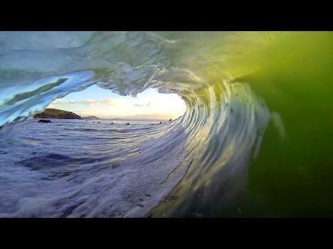 GoPro Marti Paradisis Triple Barrel - GoPro of the World May Winner