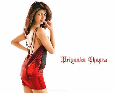 Priyanka Chopra Don 2 HQ Wallpaper