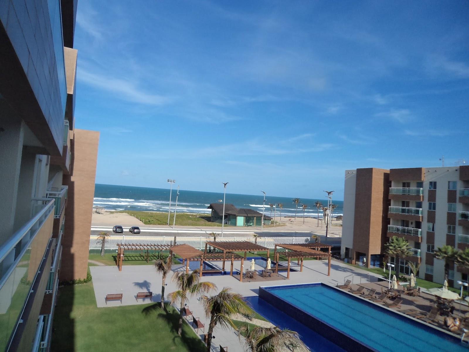 Aluguel por temporada em Fortaleza: APARTAMENTO NA PRAIA DO FUTURO  #246EA7 1600x1200 Banheiro Container Fortaleza