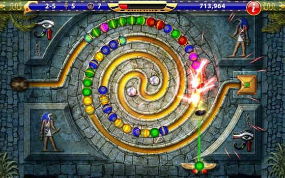 لعبة Luxor HD