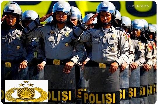 Loker CPNS 2015, Peluang karir polisi, Lowongan Polisi 2015