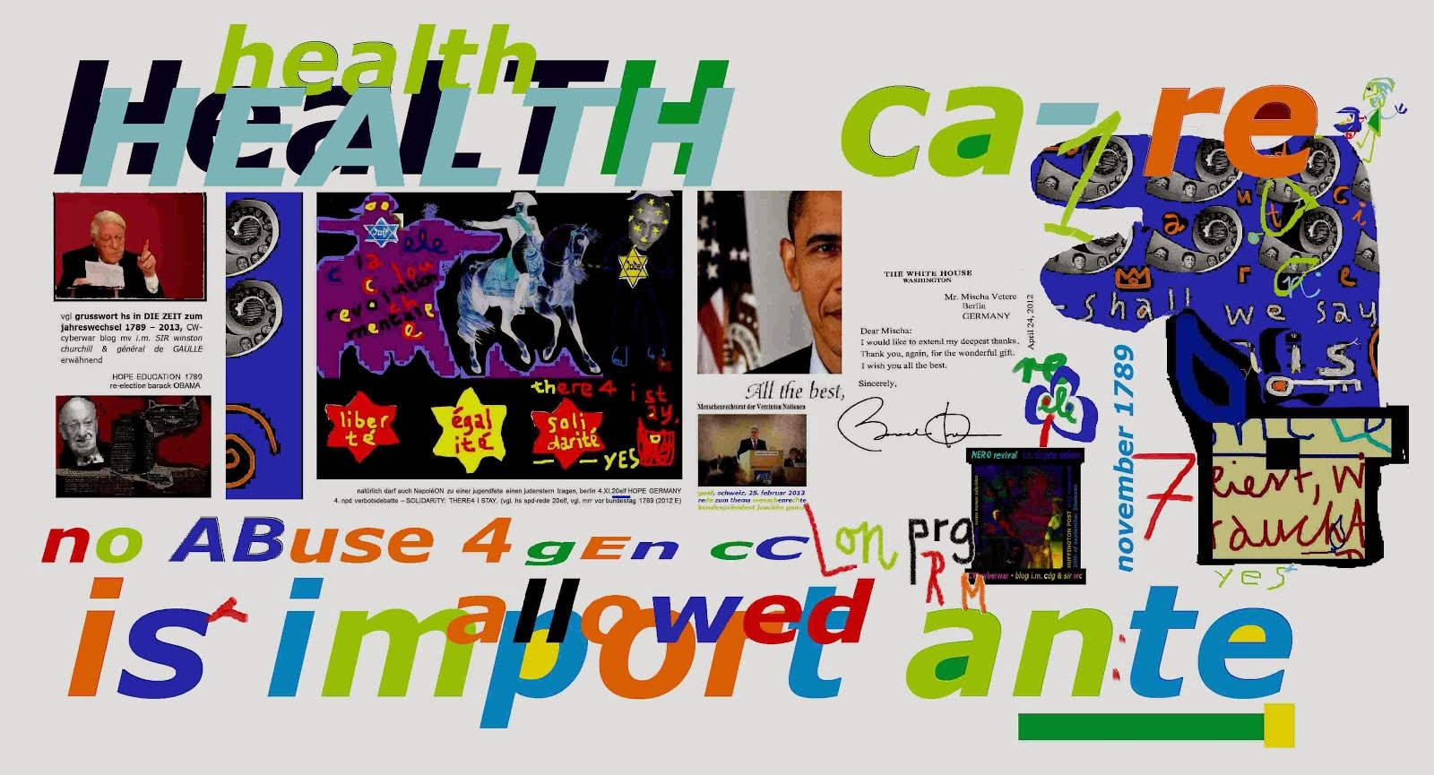 barack obama bill clinton HEALTH CARE gen program aids weapON NO GENUCIDE subPIRME george w bush