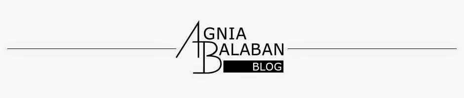 Блог Агнии Балабан