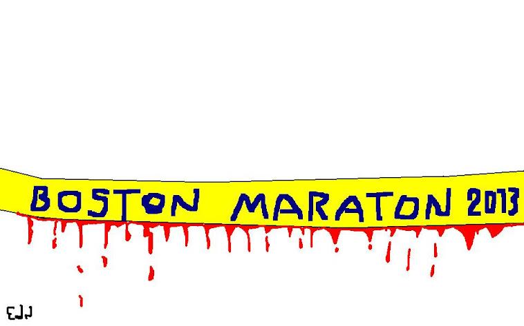 MARATONA DE BOSTON 2013.