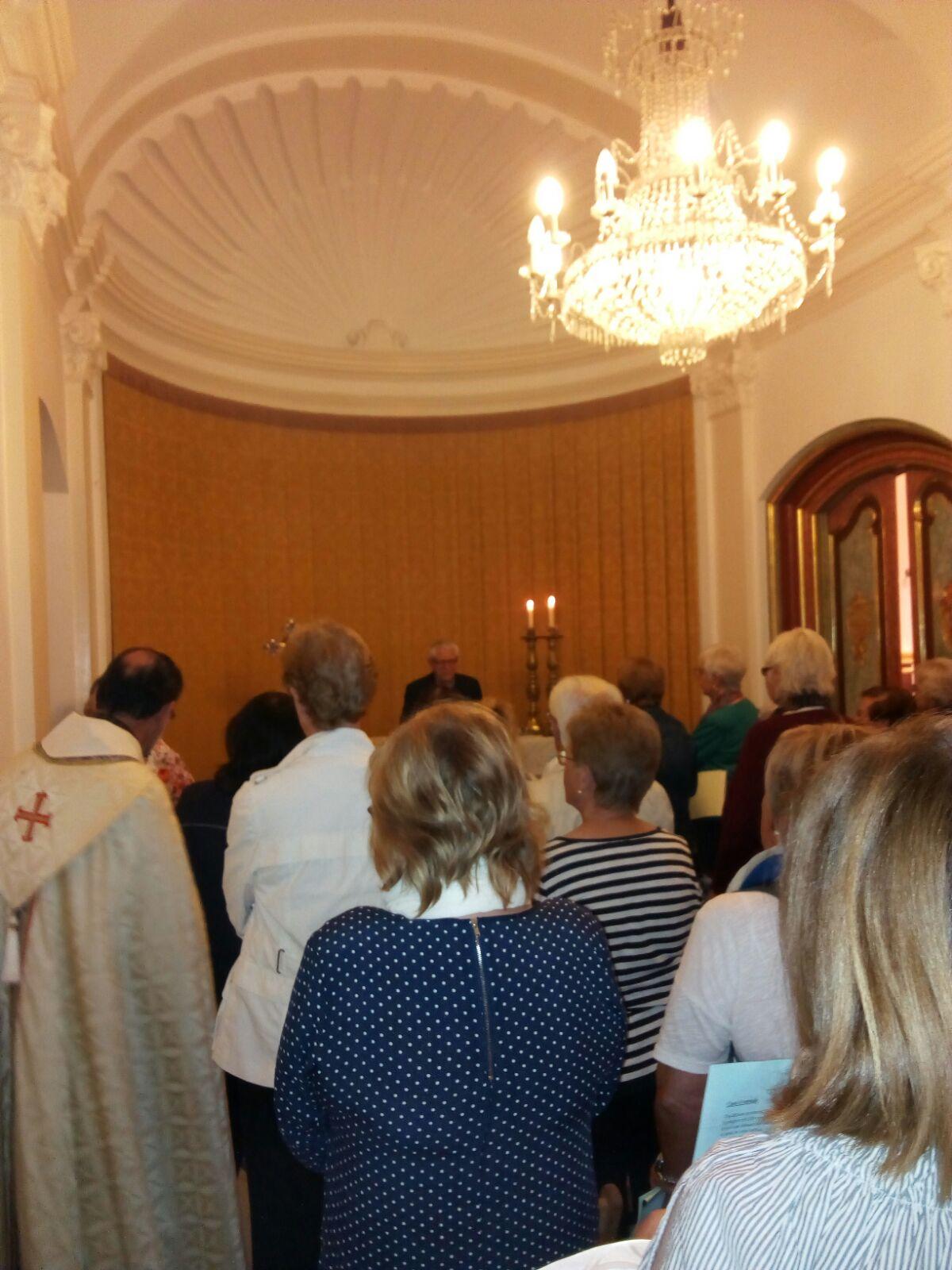 Peregrinacions al Santuari de Misericòrdia de Reus (28-5-2016)