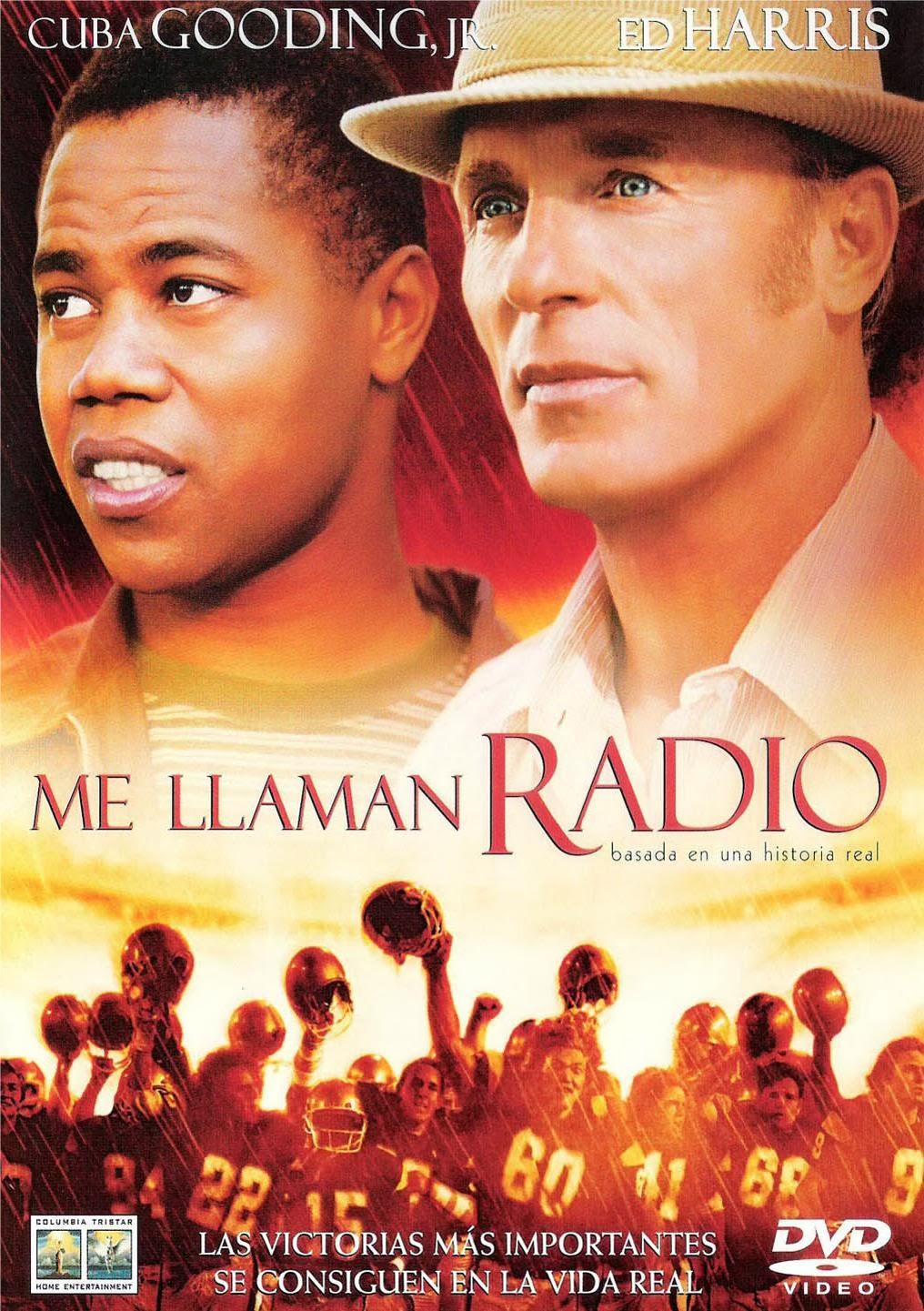 Me Llaman Radio – DVDRIP LATINO