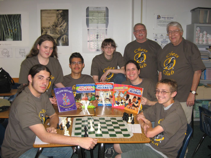 Muncy High School. The Denton High School Chess