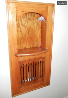 montgomery ward house phone nook
