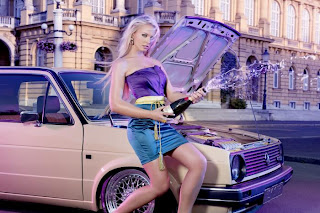 Miss Tuning Calendar2012, Miss Tuning Calendar, Mandy Lange, Mandy Lange Photos, Mandy Lange Calendar Photos, car model