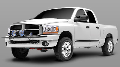 lifted - ram - dodge - trucks