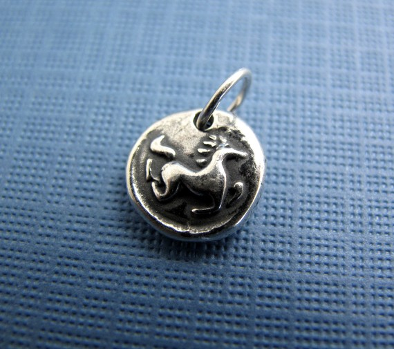 Chinese New Year 2014 Charms Year of the Wood Horse by Beth Hemmila of Hint Jewelry